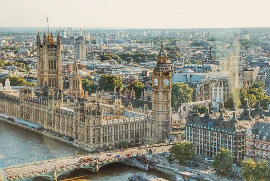 Study in the uk in 2021